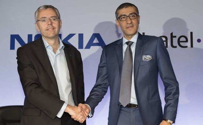 Nokia adquiere Alcatel-Lucent