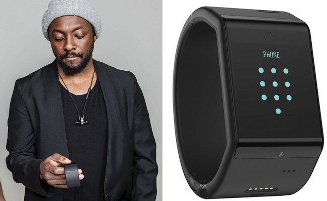 Smartwatch Will.i.am Dial
