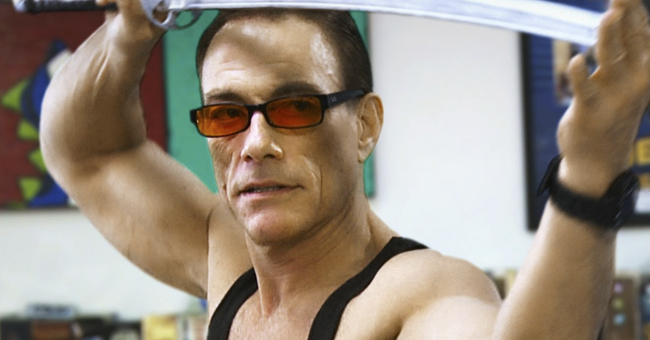 Amazon y Jean-Claude Van Damme