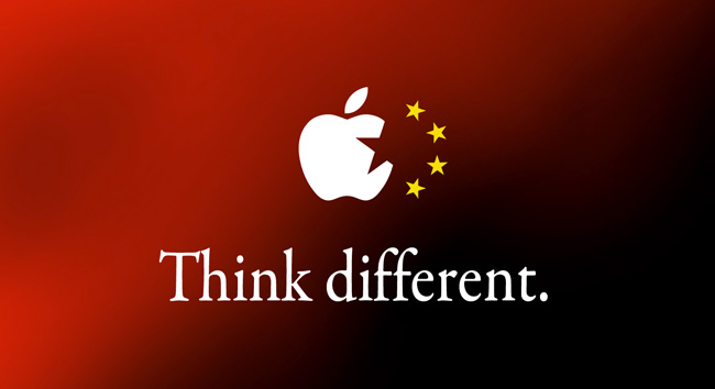 Apple y sus problemas en China