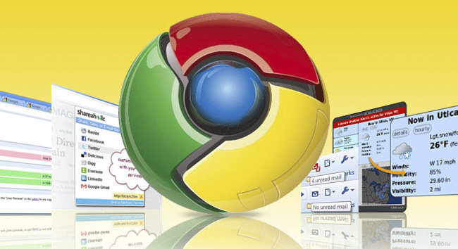 Google Chrome y las extensiones