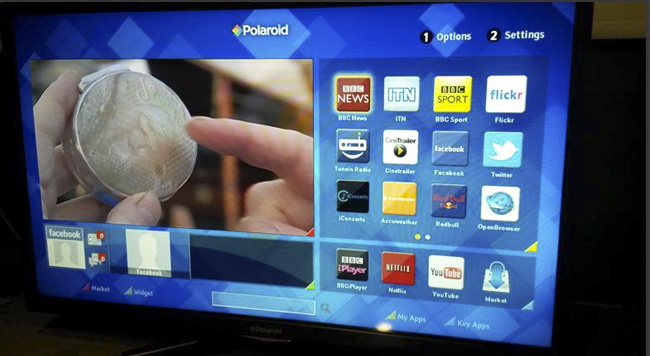 Polaroid Smart TV