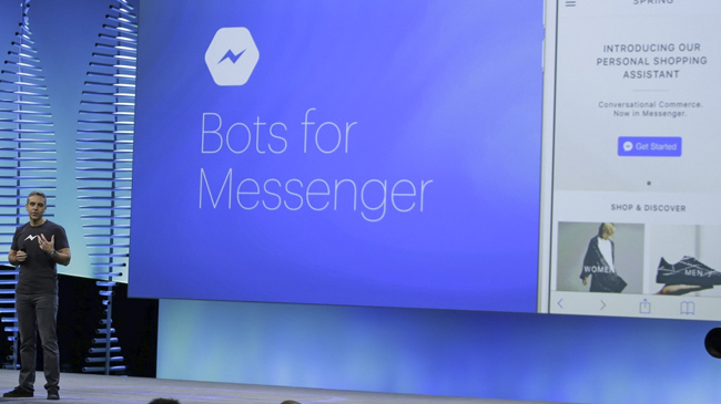 Bots Facebook Messenger