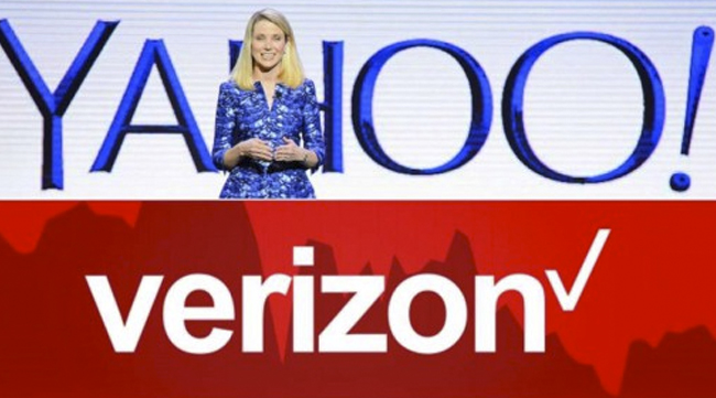 Verizon absorve Yahoo
