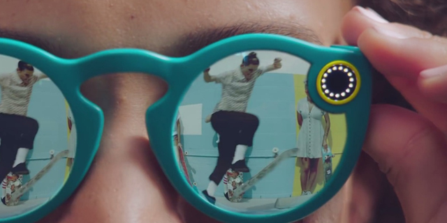 Vídeo Snapchat Spectacles