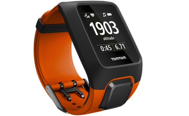 TomTom wearable