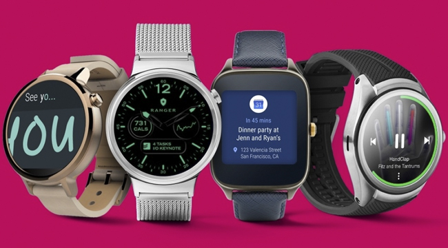 smartwatches Android