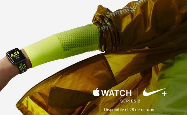 Smartwatch Apple Nike+