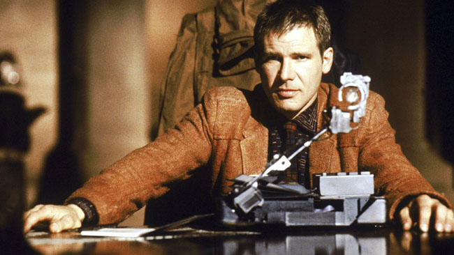Harrison Ford en Blade Runner
