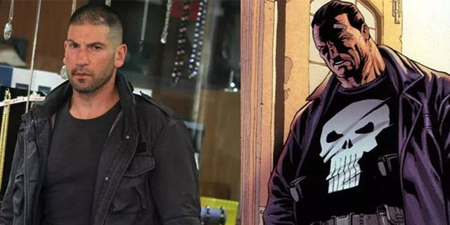 Cómic The Punisher