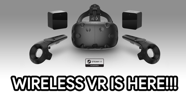 Realidad Virtual HTC Vive