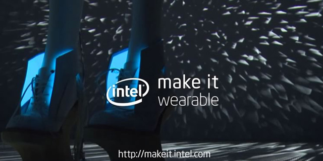 División wearable en Intel
