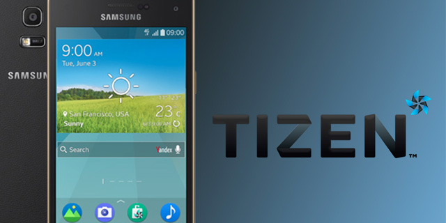 SO Tizen de Samsung
