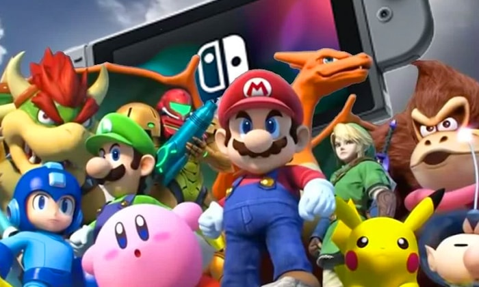 Super Smash Bros para Switch